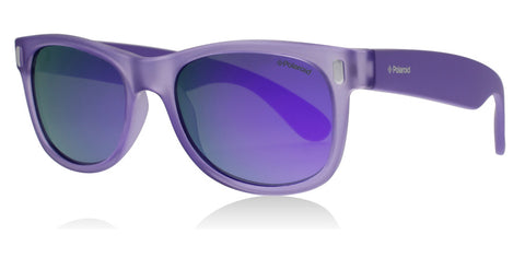 Polaroid Junior P0115 Purple 141 46mm Polarised