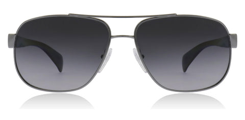 Prada 52PS Silver 5AV5W1 Polarised