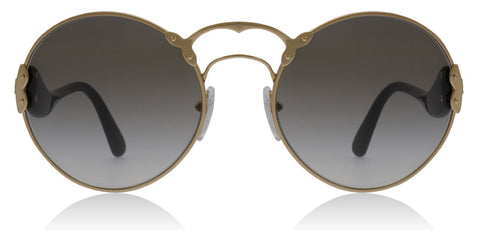 Prada PR55TS Antique Gold 7OE0A7 57mm