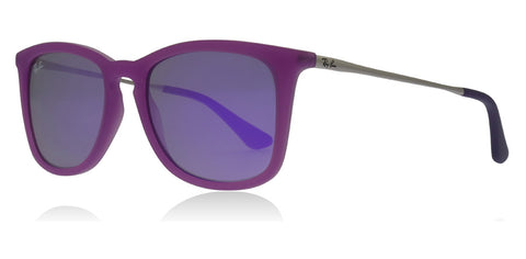 Ray-Ban Junior RJ9063S Purple 70084V 48mm