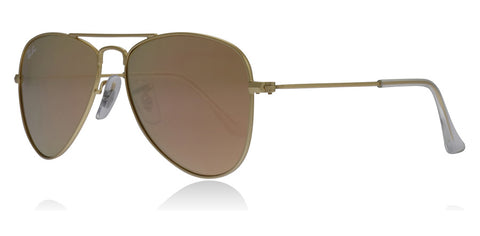 Ray-Ban Junior RJ9506S Gold 249-2Y 50mm