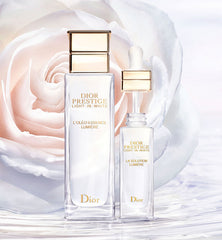 DIOR PRESTIGE LIGHT-IN-WHITE The light oleo-essence