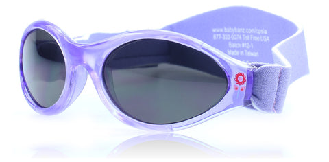 Kidz Banz Adventure 2-5 years Purple Flower APF 50mm