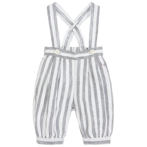 Il Gufo Baby Boys Linen Trousers