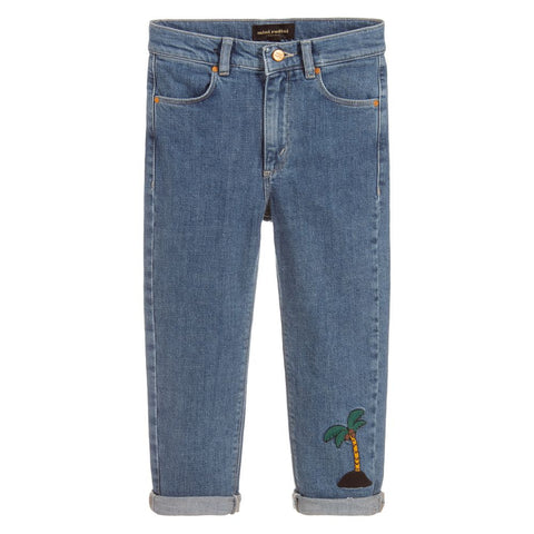 Organic Cotton Denim Jeans