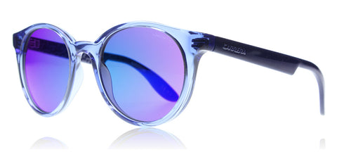 Carrera Carrerino 14 Transparent Azure Blue KNQ 46mm