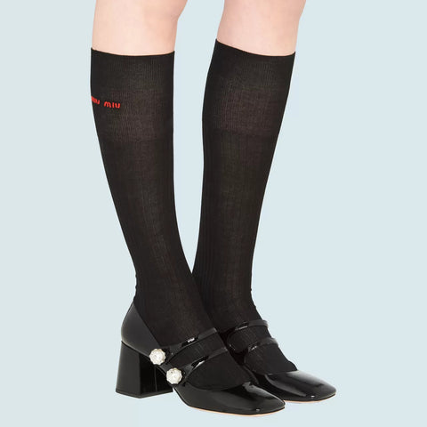 MIU MIU Cotton socks