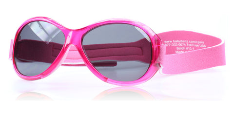 Kidz Banz Retro Banz 2-5 years Pink P 55mm