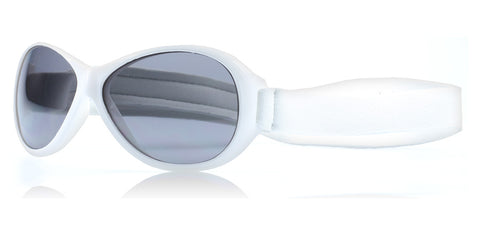 Kidz Banz Retro Banz 2-5 years White W 55mm