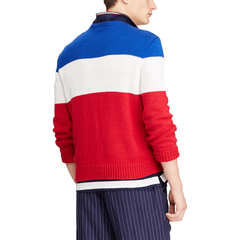 POLO RALPH LAUREN Striped Cotton Sweater - Salon3o, Kooperativa GO-RE z.b.o., Tupaliče 15, 4205 Preddvor,Slovenia,Europe.All rights reserved.
