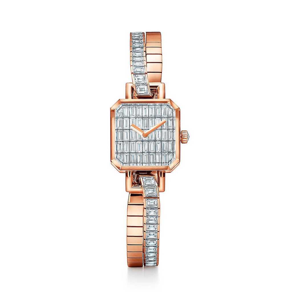 Tiffany 25 mm Square Watch