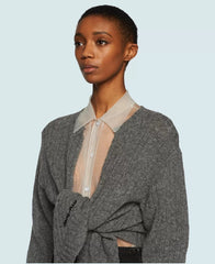 MIU MIU Wool cardigan - Salon3o, Kooperativa GO-RE z.b.o., Tupaliče 15, 4205 Preddvor,Slovenia,Europe.All rights reserved.