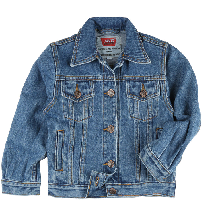 Kid's Denim Jacket