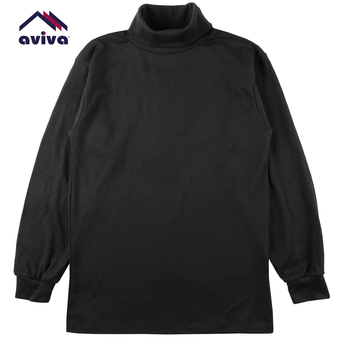 AVIVA Chandail col roulé / Turtle Neck Top