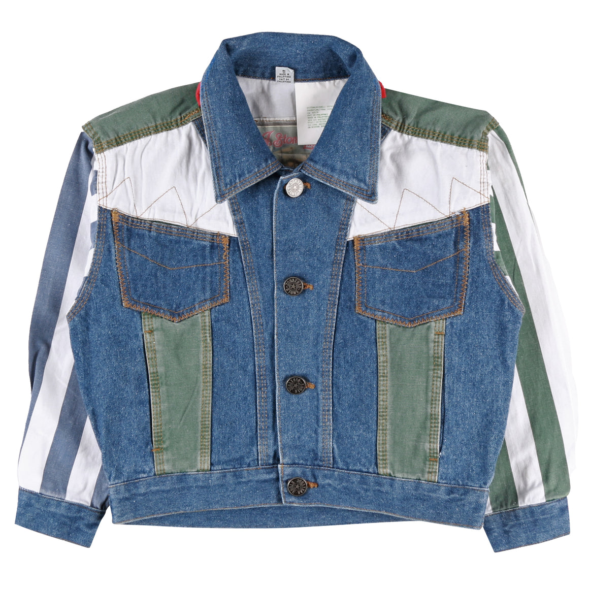 Veste en Denim - Denim Jacket