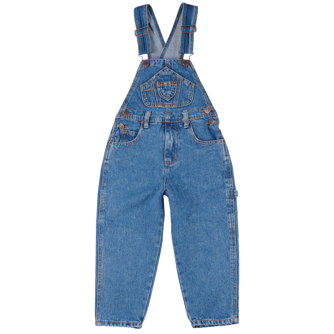 Kid's Classic Carpenter Overalls
