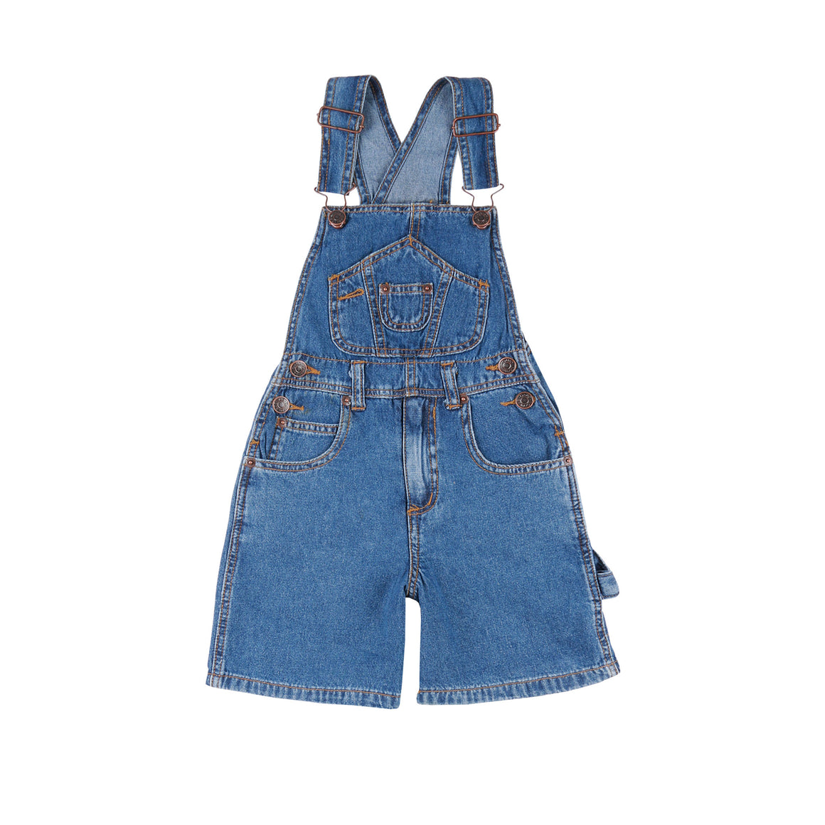 Infant & Toddler Shortalls