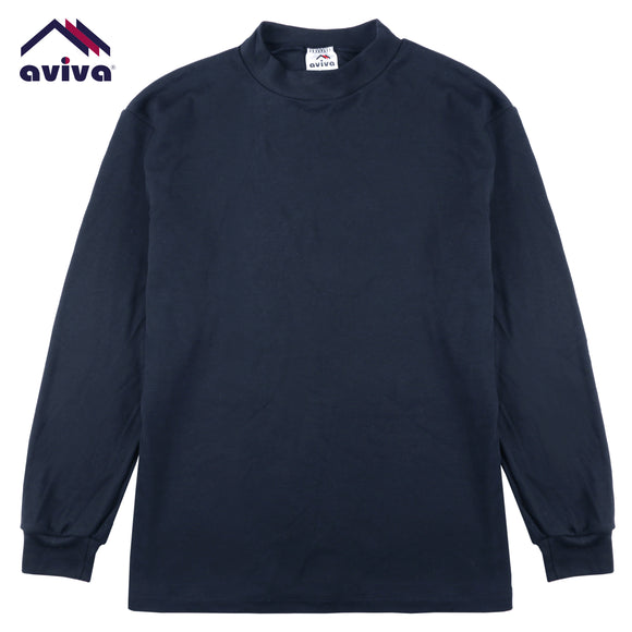 AVIVA Chandail col rond / Crew Neck Top