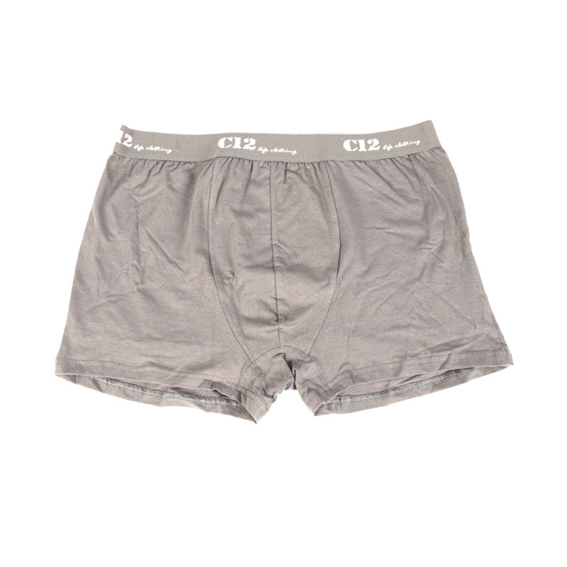 Accessories - Boxer Brief Short Leg - Charcoal