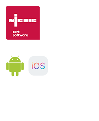 NICEIC Cert Software, iOS, Android