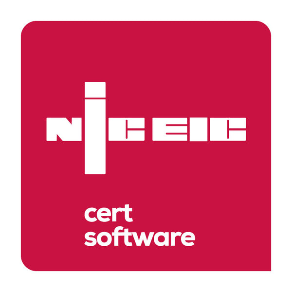 NICEIC Cert Software