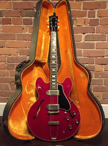 1964 Gibson ES-330 Cherry Red All Original