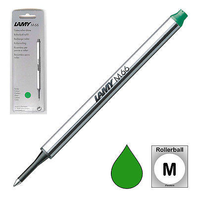 Lamy M66 Swift, Tipo+ Capless Rollerball Refill