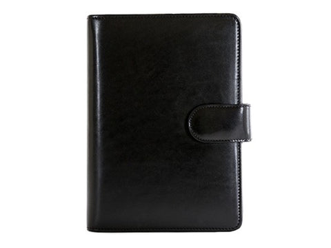 Bosca Old Leather Address Book/Weekly Minder