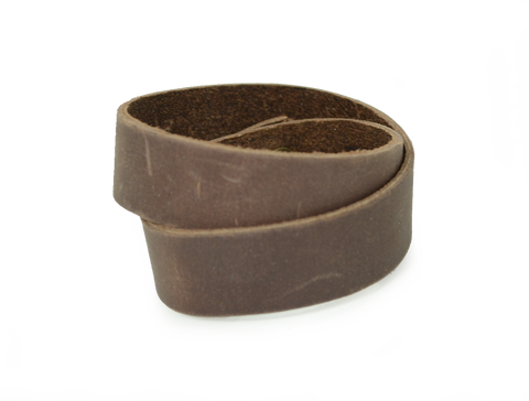 Double Wrap Wristband Dark Brown