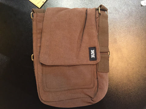 RM Canvas Tech Bag