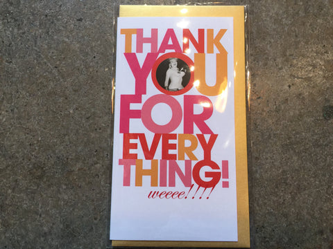 Thank You For Everything by Offensive+Delightful