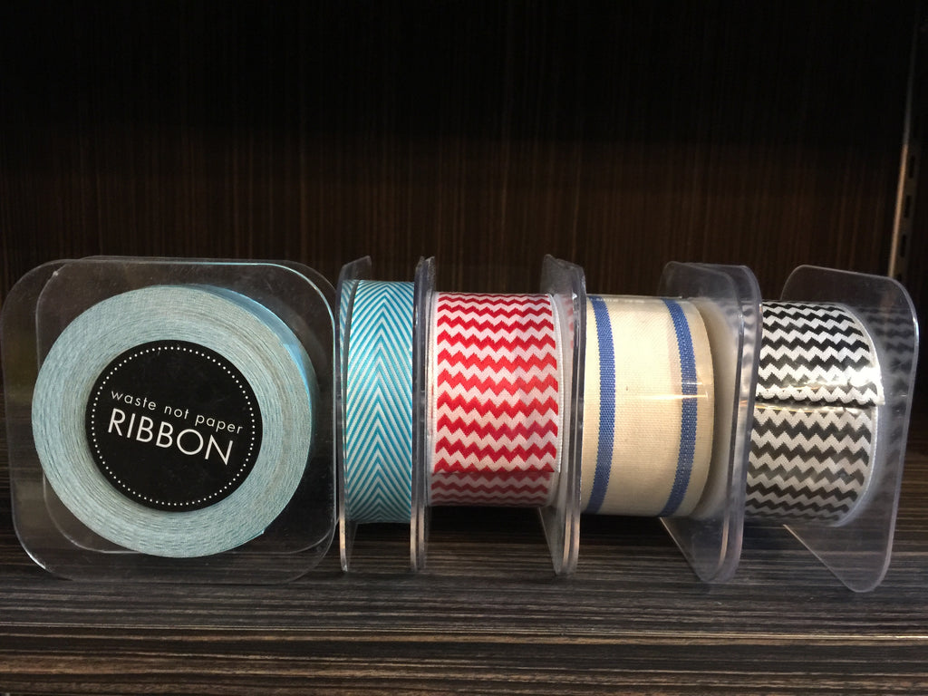 Ribbon by Waste Not Paper