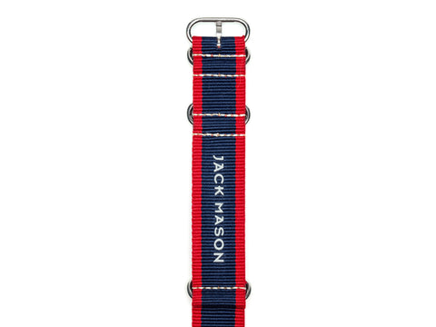 Jack Mason Brand Nautical Watch Straps