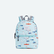 airplane print backpacks for kids