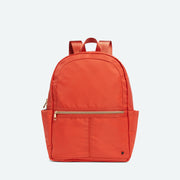 red fashion backpacks