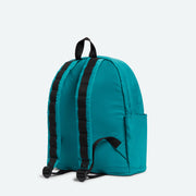 teal backpacks