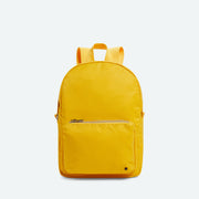 yellow backpacks