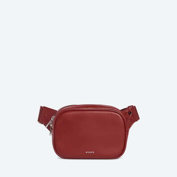 Crosby Fanny Pack. Smooth Leather ae422f22d9a24