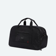 black duffle bag for men