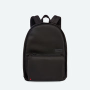 black backpacks