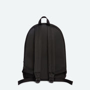 black neoprene backpacks