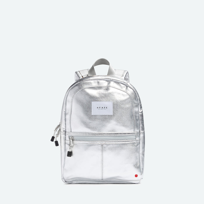 STATE Bags Womens Metallic Leny Backpack
