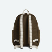 green backpack for men