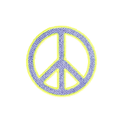 peace patches for backpacks
