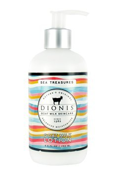 Dionis Goat Milk Lotion in Sea Treasures