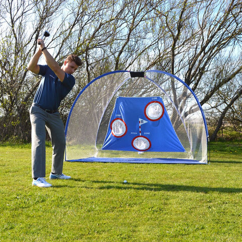 Pro Size Golf Driving Net - Sportnetting