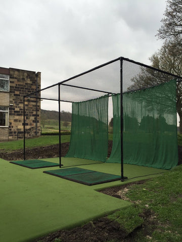 Golf Baffle Netting - Sportnetting