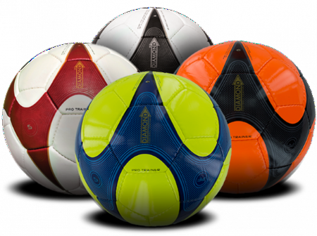 Diamond Pro-Trainer Training Football (Available in multiple colours) - Sportnetting