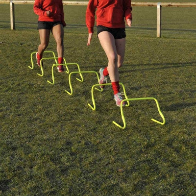 Central Adjustable Agility Hurdles (Pack of 6)