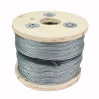 Wire Rope - 5mm galvanised